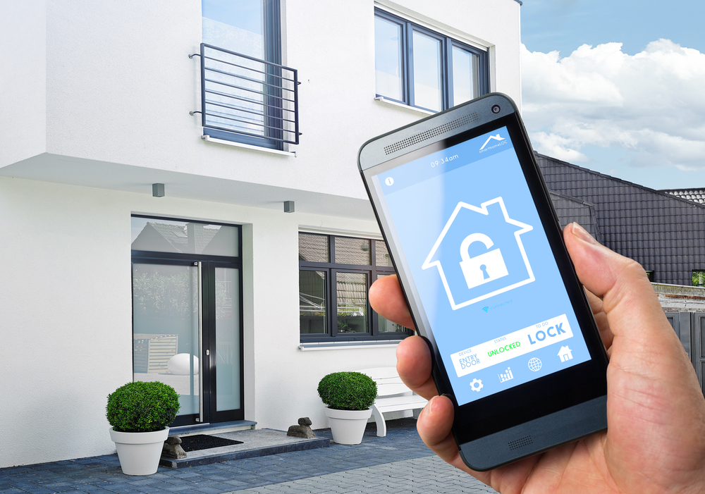 Keep your home secure with home automation